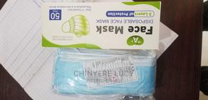 Disposable Face Mask | Medical Supplies & Equipment for sale in Greater Accra, Mamprobi