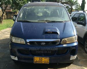 Blue Hyundai H1 With Strong Engine and Body | Buses & Microbuses for sale in Greater Accra, Haatso
