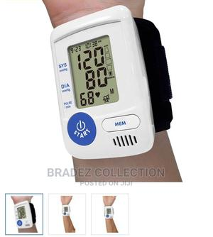 Wrist Blood Pressure Monitor (BP Apparatus) | Medical Supplies & Equipment for sale in Greater Accra, Accra Metropolitan