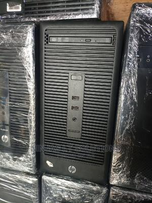 Desktop Computer HP 8GB Intel Core I7 HDD 500GB   Laptops & Computers for sale in Greater Accra, Agbogbloshie