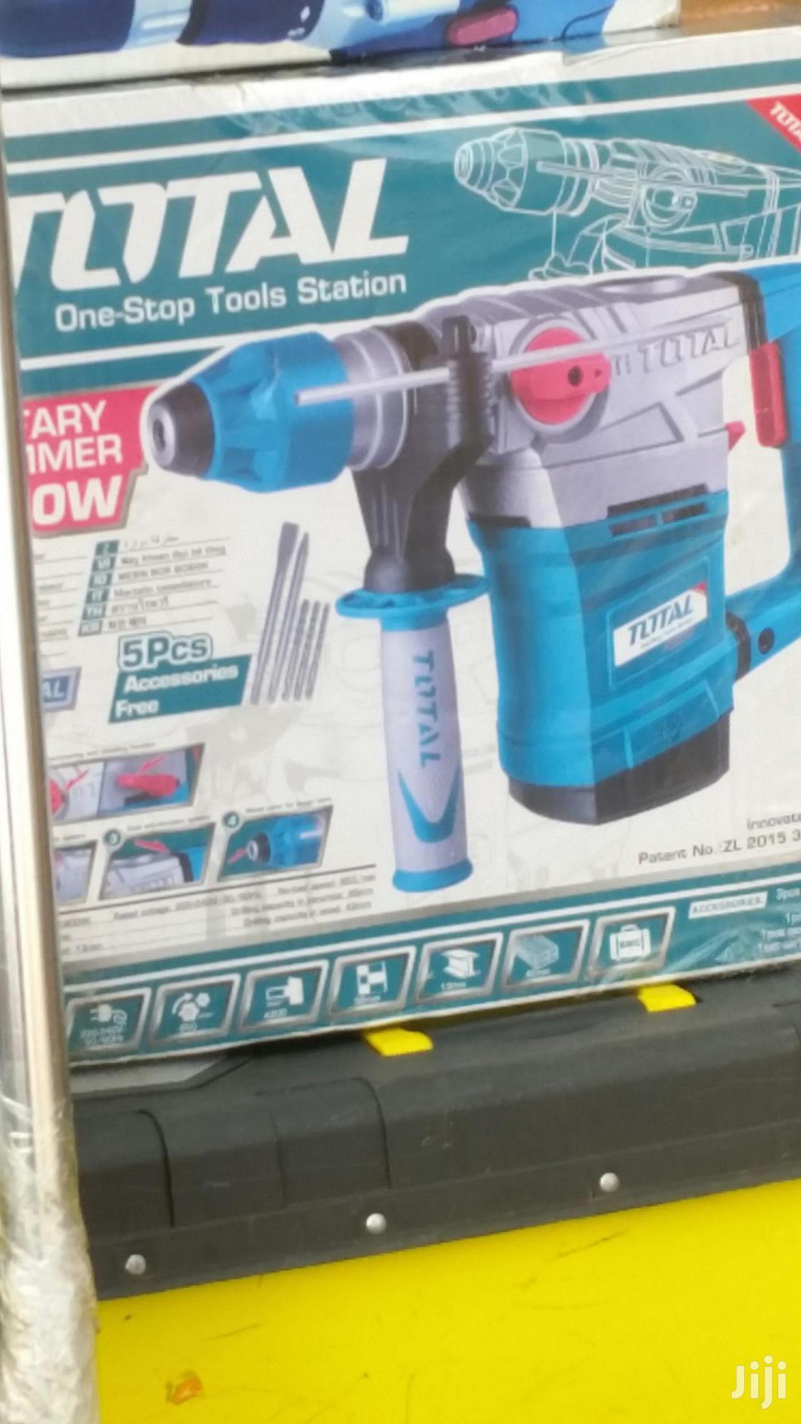 Total Rotary Hammer