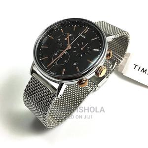 Timex TW2T11400 Men's Quartz Chronograph Watch | Watches for sale in Greater Accra, Abelemkpe