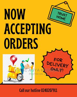 Grocery Delivery and Parcel  Delivery | Logistics Services for sale in Greater Accra, Airport Residential Area