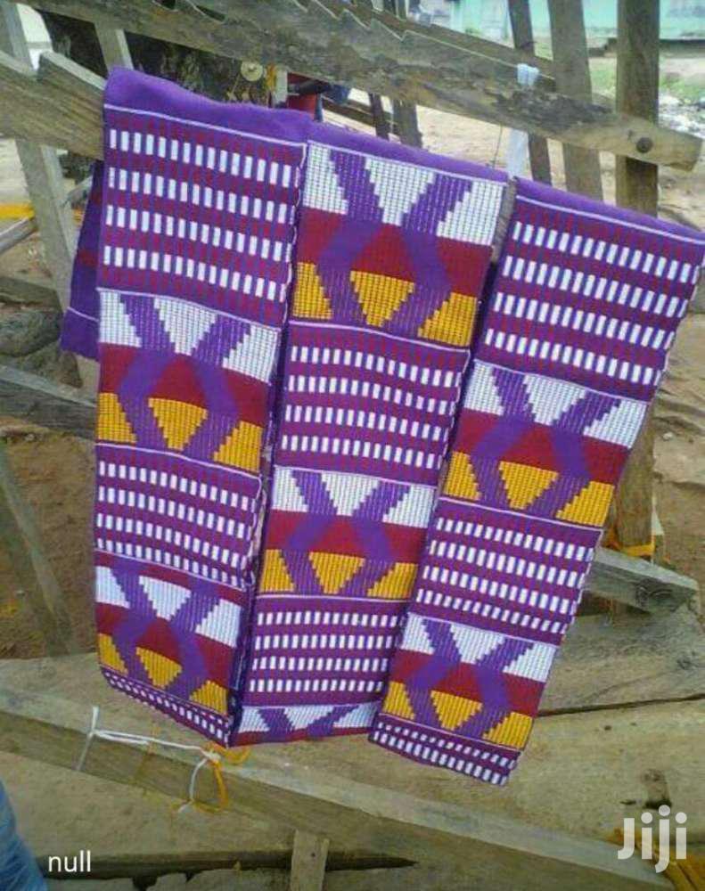Bonwire Hand Weaved Kente Clo