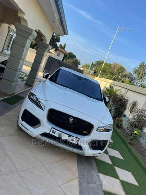 New Jaguar F-Pace 2018 30t Prestige AWD White | Cars for sale in Greater Accra, Achimota
