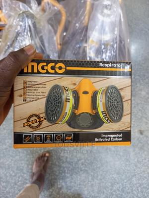 Ingco Respirator Gas Mask- HRS02   Safetywear & Equipment for sale in Greater Accra, Accra Metropolitan