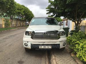 Toyota Tundra 2007 SR5 Double Cab White   Cars for sale in Greater Accra, Accra Metropolitan
