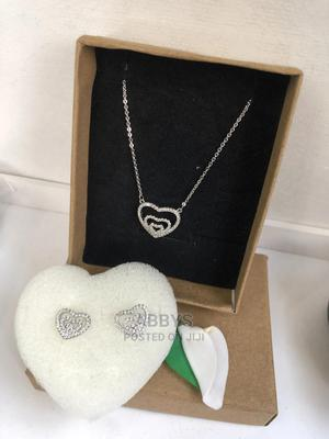 Ladies Necklace-With Earrings   Jewelry for sale in Greater Accra, Achimota