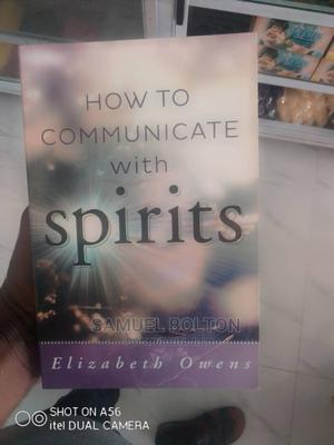 How to Communicate With Spirits   Books & Games for sale in Greater Accra, Ga West Municipal