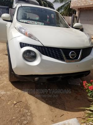 Nissan Juke 2011 SL Automatic White   Cars for sale in Greater Accra, Accra Metropolitan