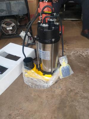 1.5hp Stainless Submersible Leo Pump   Plumbing & Water Supply for sale in Greater Accra, Madina