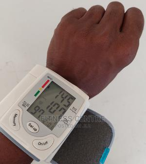Wrist Blood Pressure Monitor With LCD Display | Medical Supplies & Equipment for sale in Greater Accra, Accra Metropolitan