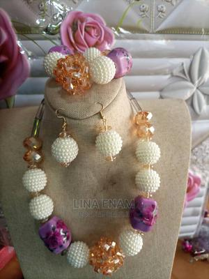 African Beaded Necklace | Jewelry for sale in Greater Accra, Madina