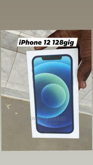 New Apple iPhone 12 128 GB Black   Mobile Phones for sale in Greater Accra, Ga East Municipal