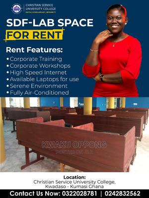 Computer Lab Space | Event centres, Venues and Workstations for sale in Ashanti, Kumasi Metropolitan