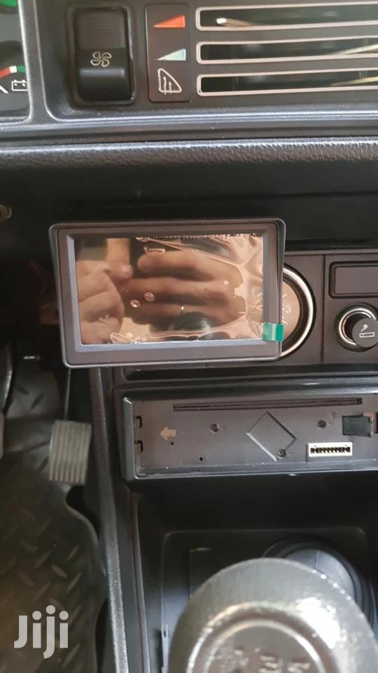 Car Reverse Camera Dashboard Display Monitor | Vehicle Parts & Accessories for sale in South Labadi, Greater Accra, Ghana