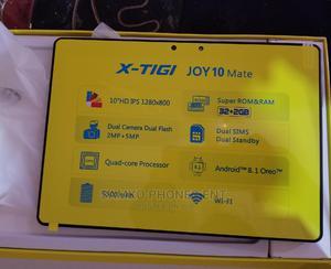 New X-Tigi Joy 10 Mate 32 GB Black | Tablets for sale in Ashanti, Kumasi Metropolitan