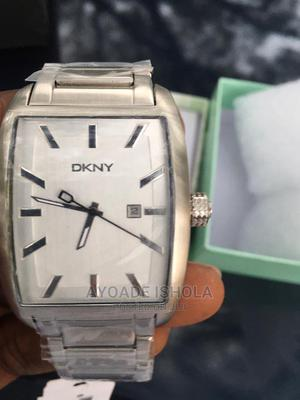 DKNY Men's Classic Top White Dial Collection Watch Ny1408   Watches for sale in Greater Accra, Abelemkpe