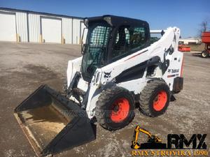 Skid-Steer Loader Bobcat S530/2015   Heavy Equipment for sale in Greater Accra, Airport Residential Area