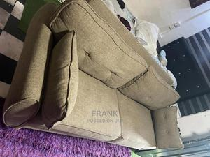 2 Weeks Used Sofa Chair at the Same Time a Bed | Furniture for sale in Greater Accra, Alajo