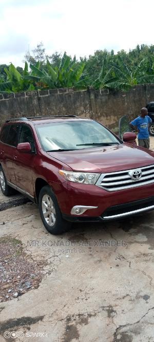 Toyota Highlander 2012 SE Red | Cars for sale in Ashanti, Kumasi Metropolitan