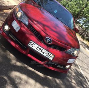 Toyota Camry 2012 Red   Cars for sale in Eastern Region, Akuapim South