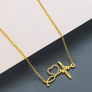 Heartbeat Necklace | Jewelry for sale in Greater Accra, Accra Metropolitan