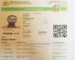 Want a Driver?   Driver CVs for sale in Greater Accra, Adenta