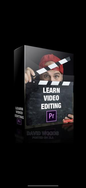 Learn Video Editing Easily   Fitness & Personal Training Services for sale in Greater Accra, Adenta