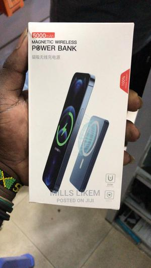 Mag Safe iPhone Power Bank | Accessories for Mobile Phones & Tablets for sale in Greater Accra, Accra Metropolitan