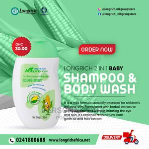 2 in 1 Baby Shampoo Body Wash   Baby & Child Care for sale in Greater Accra, East Legon