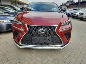Lexus NX 2020 300 FWD Red | Cars for sale in Greater Accra, Accra Metropolitan