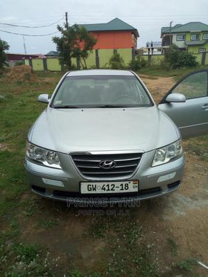 Hyundai Sonata 2009 2.4 GLS Automatic Silver | Cars for sale in Greater Accra, Dansoman