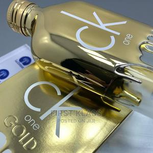C K One Gold Unisex Perfume   Fragrance for sale in Greater Accra, Accra Metropolitan