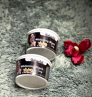 Organic Whitening Black Soap for All Skin Types | Bath & Body for sale in Greater Accra, Accra Metropolitan