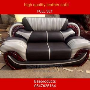 Quality Leather Sofa Set | Furniture for sale in Ashanti, Kumasi Metropolitan