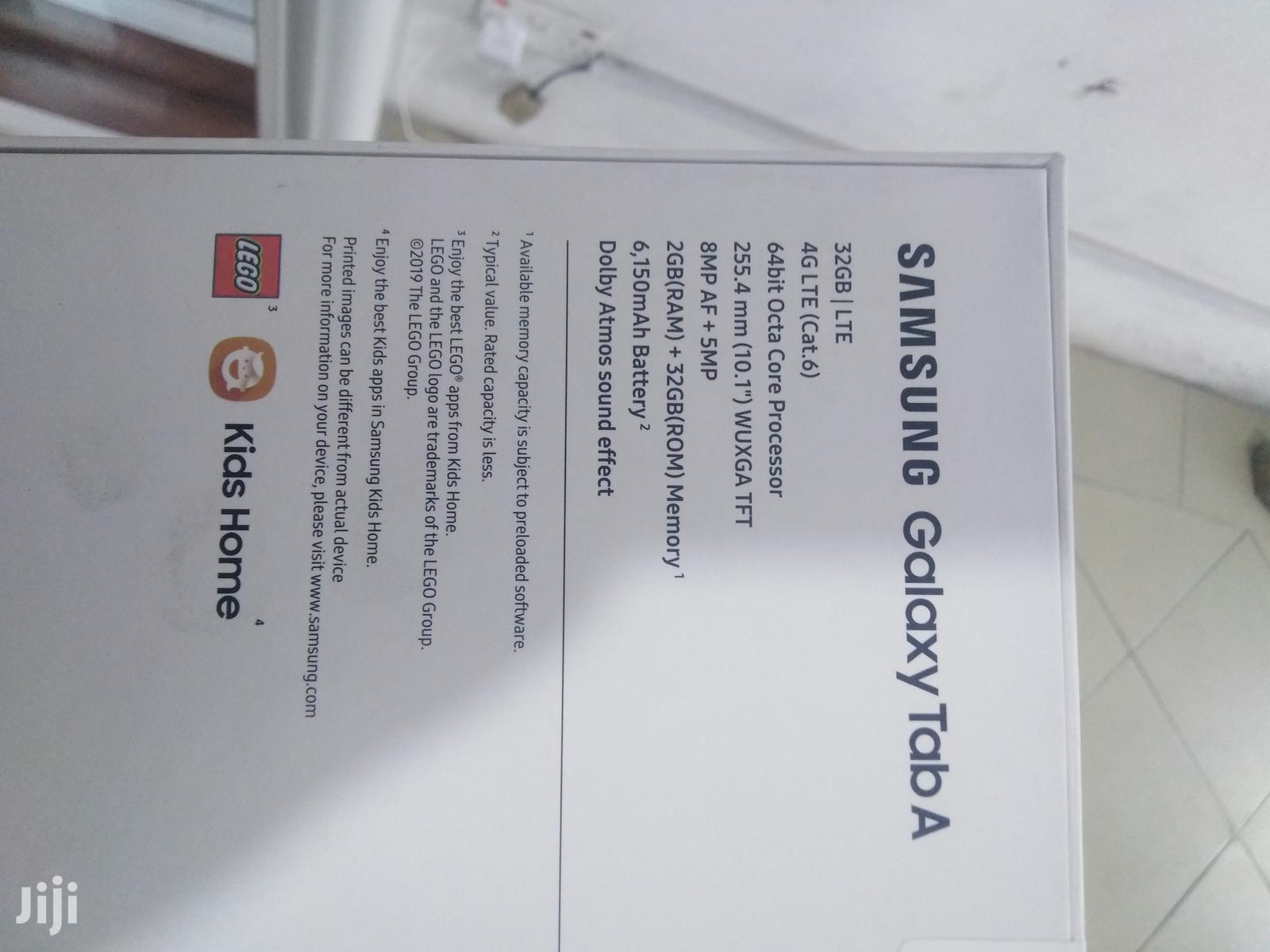 New Samsung Galaxy Tab A 10.1 32 GB | Tablets for sale in Adabraka, Greater Accra, Ghana