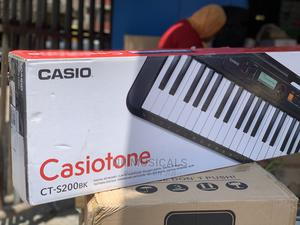 Casio Keyboard (Casiotone Ct-S200bk)   Audio & Music Equipment for sale in Greater Accra, Accra Metropolitan