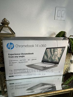 New Laptop HP Chromebook 14 4GB Intel Pentium SSD 128GB   Laptops & Computers for sale in Greater Accra, Lapaz