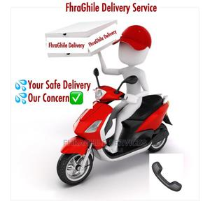 Fhraghile Delivery Service | Logistics Services for sale in Greater Accra, Accra Metropolitan