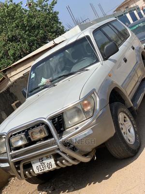Toyota Land Cruiser Prado 2000 RV6 White   Cars for sale in Greater Accra, Accra Metropolitan
