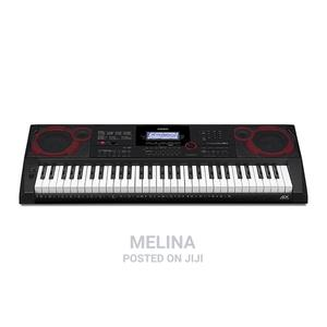 Casio Musical Keyboard With Adaptor | Musical Instruments & Gear for sale in Greater Accra, Accra Metropolitan