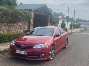 Toyota Camry 2014 Red   Cars for sale in Greater Accra, Haatso