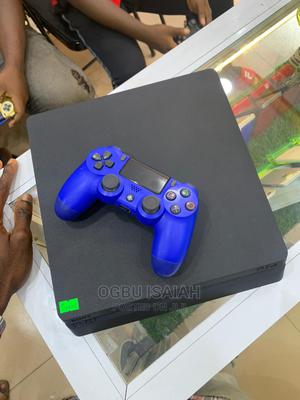 Available Ps4 Slim With 5 Games Going Cool Price   Video Game Consoles for sale in Greater Accra, Agbogbloshie