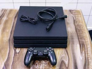 Available Ps4 Pro Going for Cool Price Comes With One Pad   Video Game Consoles for sale in Greater Accra, Agbogbloshie