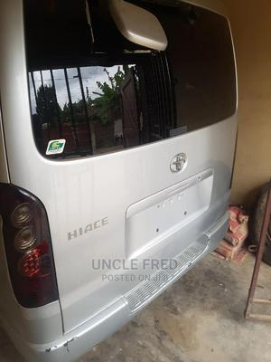 Toyota Hiace 2013 Silver | Buses & Microbuses for sale in Greater Accra, Dome