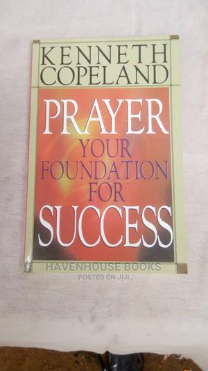 Prayer Your Foundation for Success | Books & Games for sale in Greater Accra, Agbogba