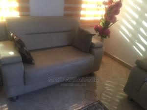 Leather Sofa Set | Furniture for sale in Greater Accra, Dansoman