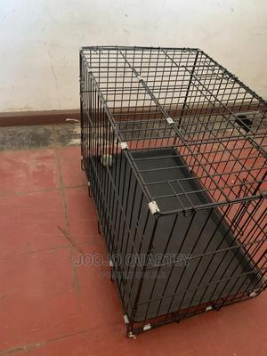 Metal Dog Cage | Pet's Accessories for sale in Greater Accra, Oyarifa