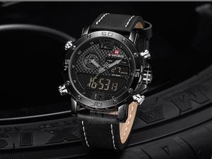 Naviforce NF9134 Dual Display Sports/Military/Army Watch   Watches for sale in Ashanti, Kumasi Metropolitan